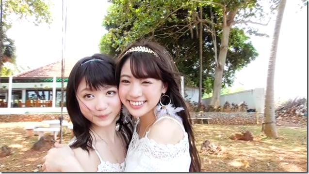 Shida Summer x Arai Summer in Annani sukidatta summer (making) (27)