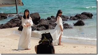 Shida Summer x Arai Summer in Annani sukidatta summer (making) (33)