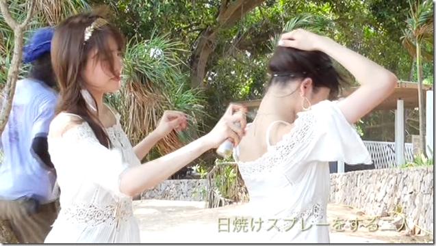 Shida Summer x Arai Summer in Annani sukidatta summer (making) (34)