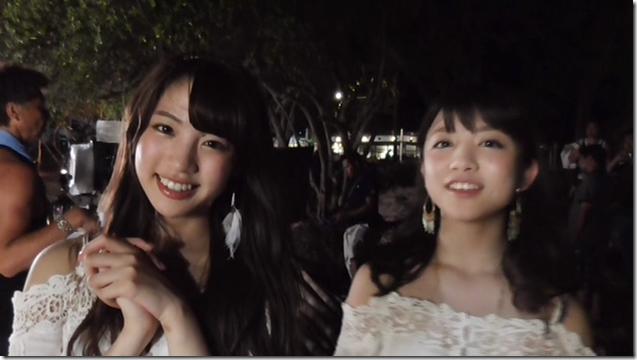 Shida Summer x Arai Summer in Annani sukidatta summer (making) (51)