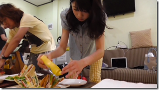 Shida Summer x Arai Summer in Annani sukidatta summer (making) (7)