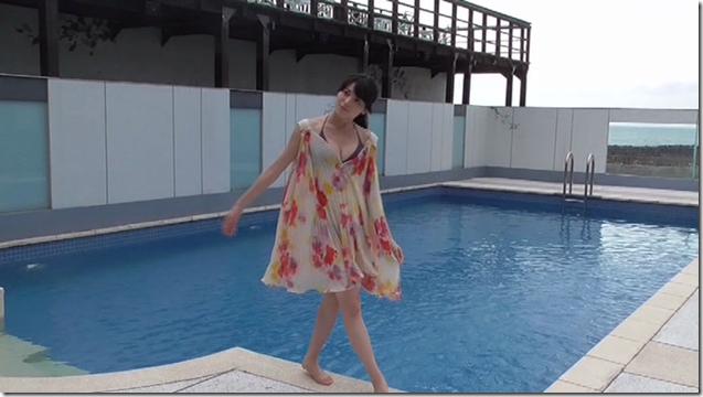 Yajima Maimi in Hitori no kisetsu behind the scenes making.. (18)