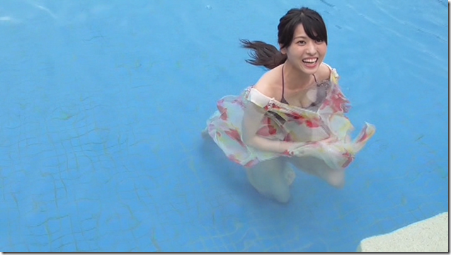 Yajima Maimi in Hitori no kisetsu behind the scenes making.. (20)