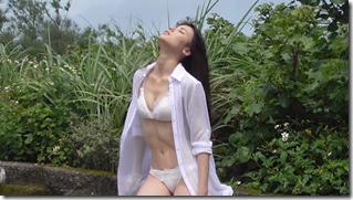 Yajima Maimi in Hitori no kisetsu behind the scenes making.. (2)