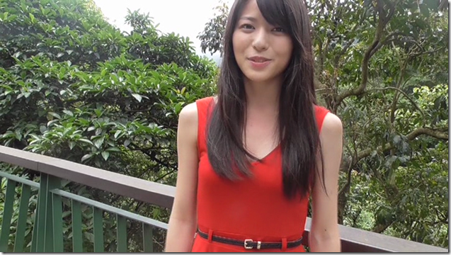 Yajima Maimi in Hitori no kisetsu behind the scenes making.. (33)