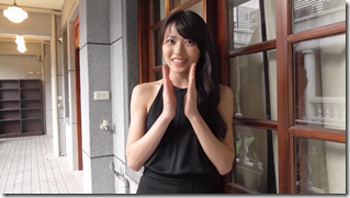 Yajima Maimi in Hitori no kisetsu behind the scenes making.. (46)