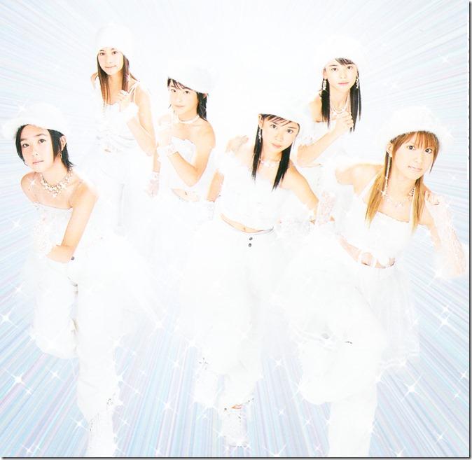 ZYX Shiroi TOKYO pv DVD single back cover scan