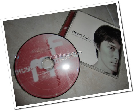 Fukuyama Masaharu Heart, You CD single