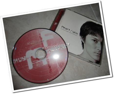 Fukuyama Masaharu Heart, You CD single