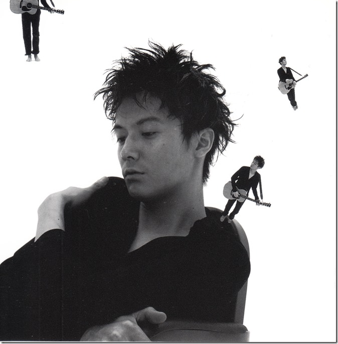 Fukuyama Masaharu Sing A Song inner booklet scans (2)