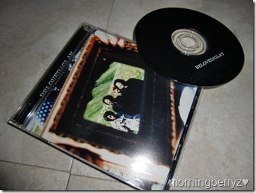 GLAY Beloved album