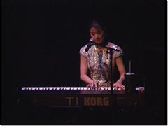 Moritaka Chisato performs Ame live....