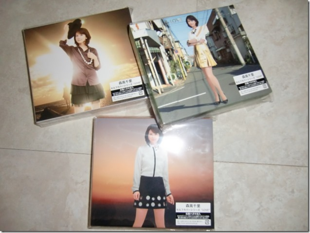 My Moritaka Chisato collection... (1)