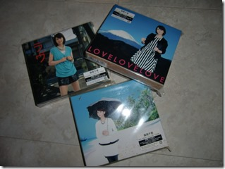 My Moritaka Chisato collection... (2)
