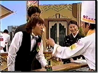 SMAP x SMAP BISTRO FT. Nomo Hideo & Matsu Takako (11)