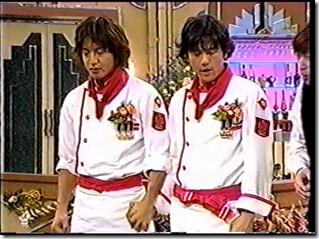 SMAP x SMAP BISTRO FT. Nomo Hideo & Matsu Takako (38)