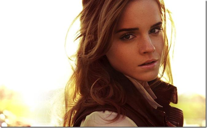 Emma Watson......