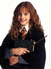 Emma Watson as Hermoine Granger